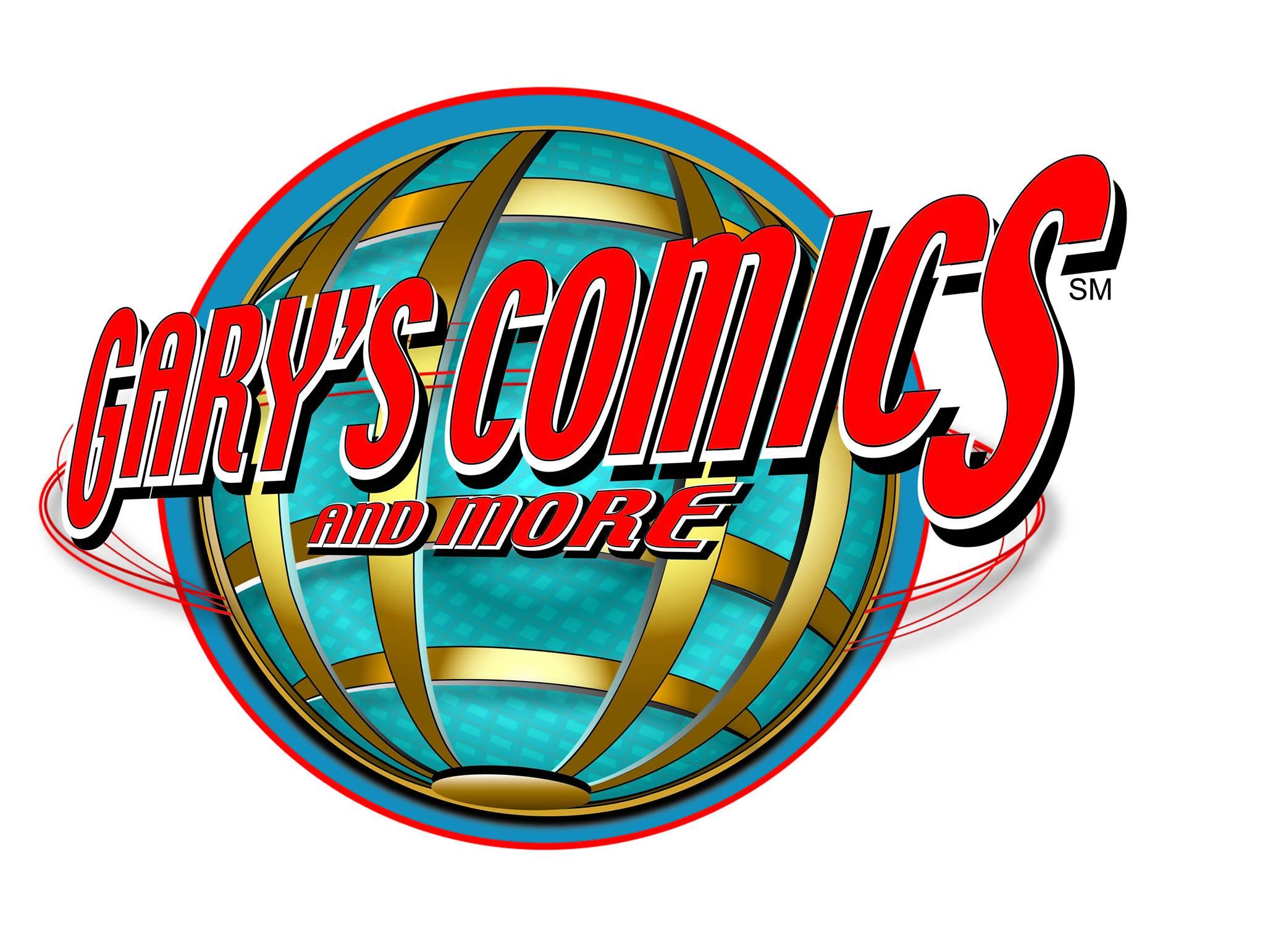 garys comics